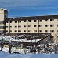 雪見露天風呂の温泉ホテル