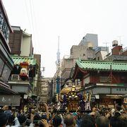 日本の有名な祭りのひとつ