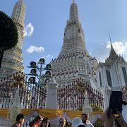 暁の寺で有名
