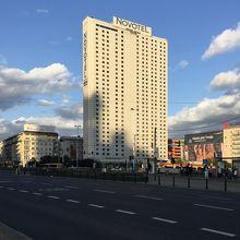 ノボテル ワルシャワ セントリウム ホテル
