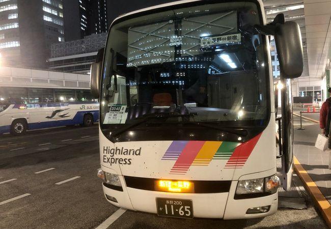 アルピコハイランドバス (松本~高山線)