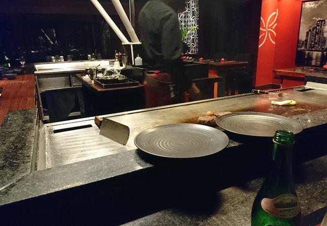 矼レストラン (インターコンチネンタル バリ リゾート)