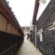 明智の町の色々な場所にスポットがある (日本大正村)