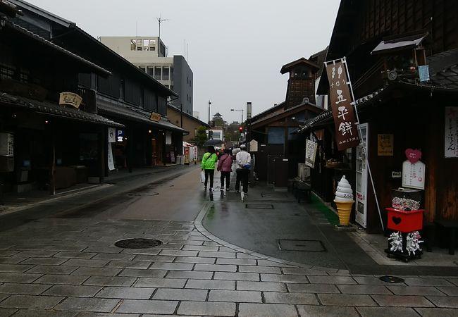 城下町犬山