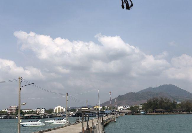 バンペー港