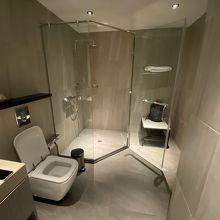 よく利用するシャワールーム