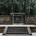 写真:後醍醐天皇塔尾陵