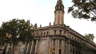 バルセロナ中央郵便局