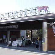 歴史ある動物園