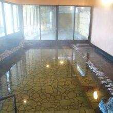 本館1階の大浴場