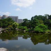 名古屋で最初に整備された大型公園