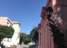 コロニア・デル・サクラメントの歴史的街並み