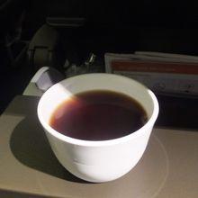 NRT-TPE:食後のコーヒー