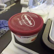 TPE-NRT:デザートはハーゲンダッツアイスクリーム