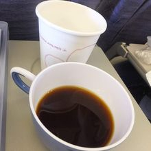 HND-TSA:食後のコーヒー