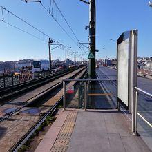 カラキョイ駅です。