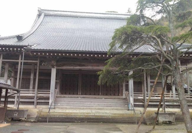 温泉津の大きな寺でいろいろなイベントあり