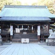下野国一宮の由緒ある神社