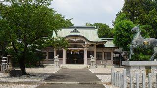 御器所西城跡 / 尾陽神社