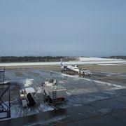 初めての秋田空港