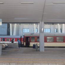 ソフィア中央鉄道駅
