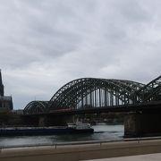 大鉄橋です