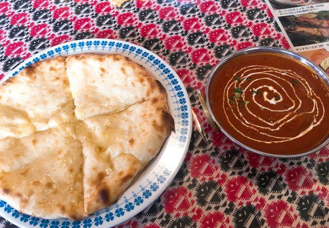 インド・ネパールカレー DEVI あま店