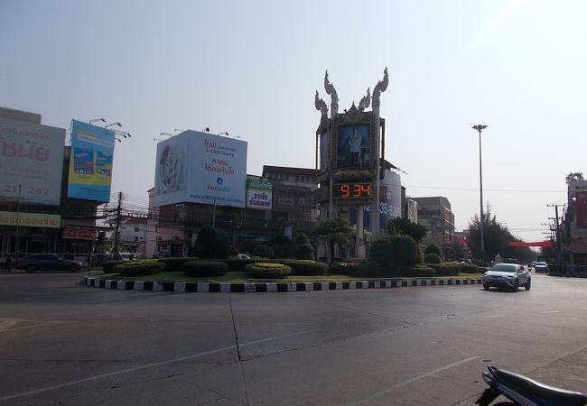 時計塔ロータリー