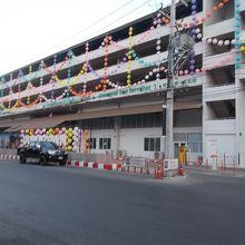 チェンライ第1バスターミナル