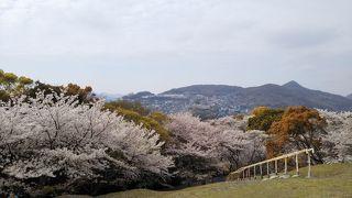 風頭公園桜まつり