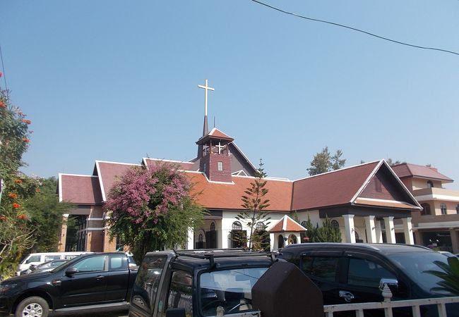 チェンライファースト教会