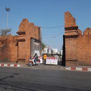 旧市街地の東の門です。