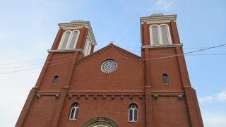 茶色の教会