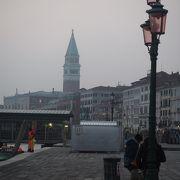 ベネチアに着いた気がする