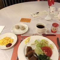 朝食1日目