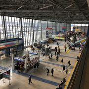 ウラジオストク国際空港 日本の地方空港のような作り