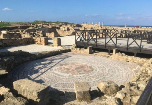 パフォス考古学公園