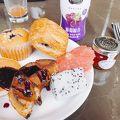 朝食バイキングが最高!