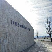 広大な土地に見事な梅の市民のもり公園
