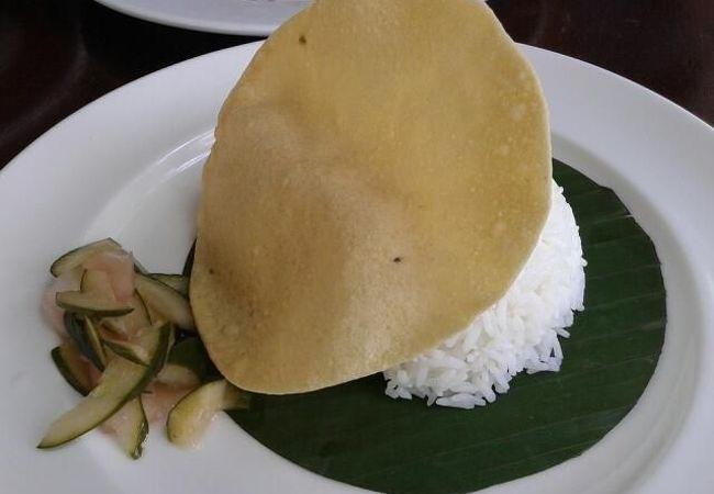 シンガポール料理
