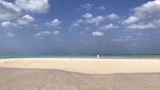 与論島行くなら百合ヶ浜は行きましょう