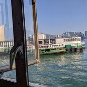 九龍から香港島への移動手段