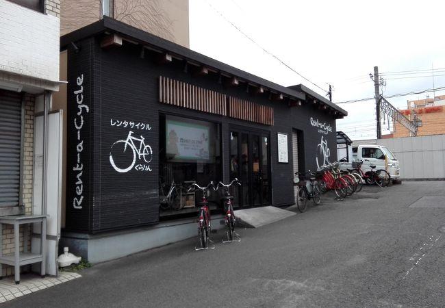 鎌倉レンタサイクル 駅前店