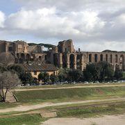 古代ローマ有名人の住宅街…