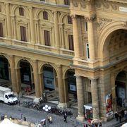 フィレンツェが首都だった時代