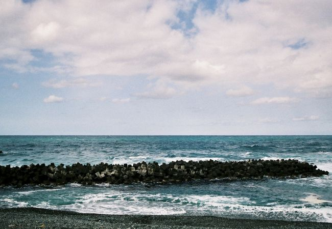 外海府海岸