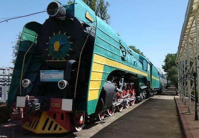 鉄道技術博物館