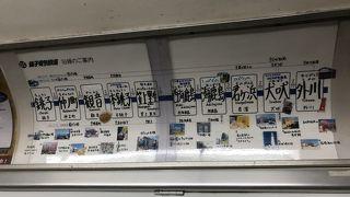 一日乗車券大人700円