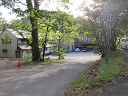 松川温泉 峡雲荘 写真