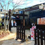 石段の隣りにあって渋川市の史跡になっているそうです